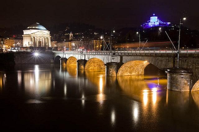 36021b56ce Bridge in Torino | Trip and Travel Blog