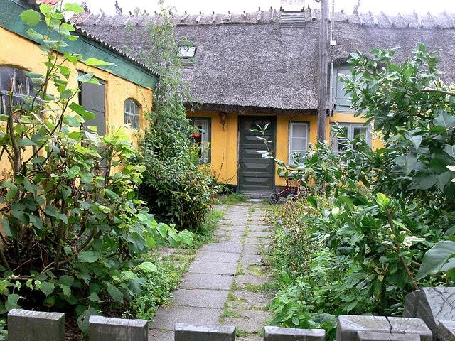 Copenhagen--Dragor village
