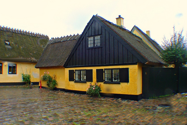 Dragor Fishing Village,Copenhagen