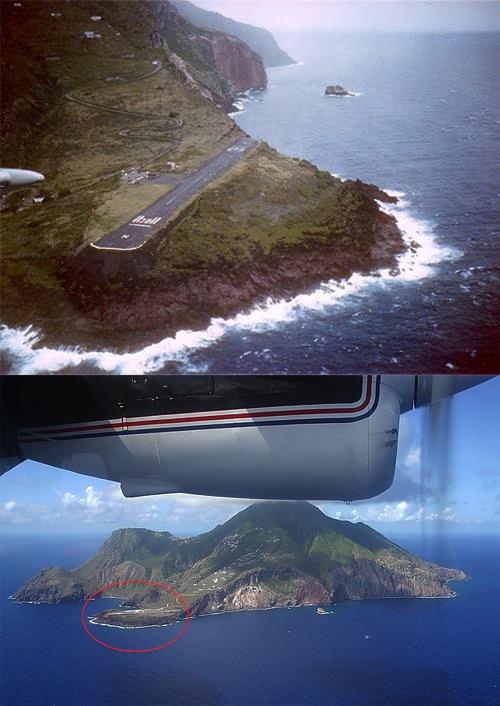 Juancho E. Irausquin Airport (Saba)
