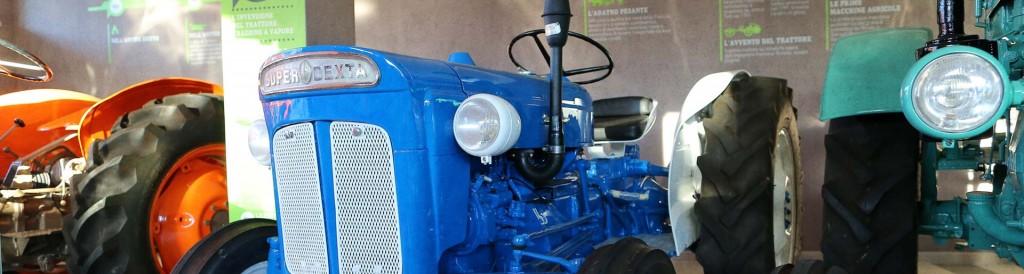 Museum of tractors