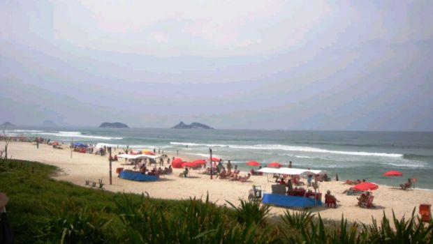 Praia da Barra da Tijuca, Brazil