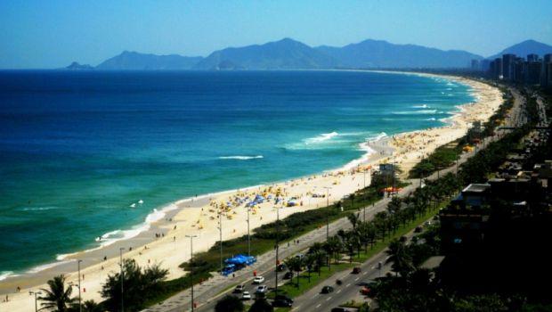 Praia da Barra da Tijuca, Rio