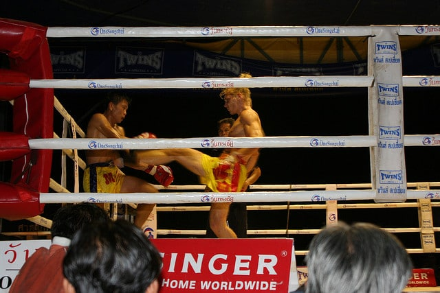 Thai Boxing in Pattaya
