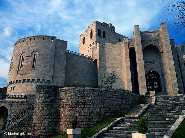 Albania - Krujë - Fortress