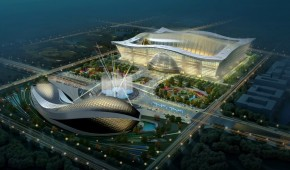 New Century Global Centre of Chengdu in China | The biggest building in the world
