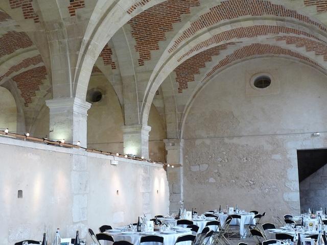Château de La Roche Guyon Interior