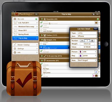 PacketPro app