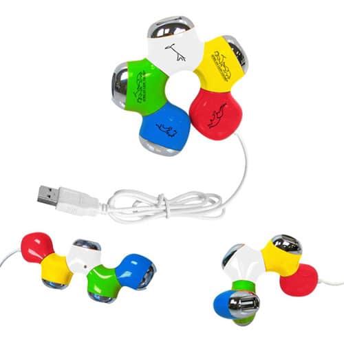 Puzzle USB hub