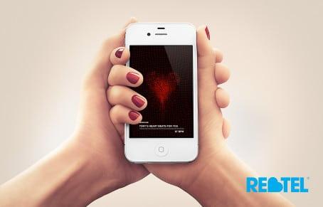 Rebtel calling app