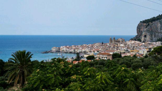 Cefalu in Sicilia
