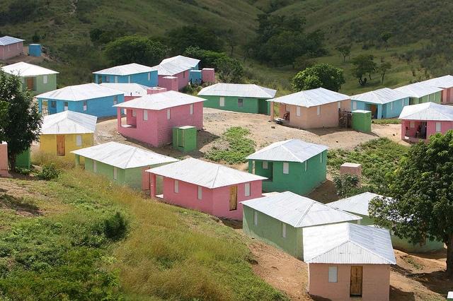 Dominican Republic Village