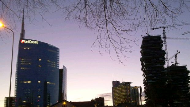 Unicredit Tower, Milan