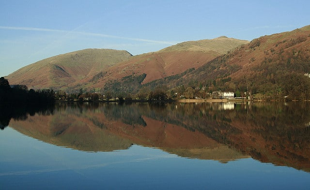 Grasmere is known for its excellent hill walks and great local cuisine