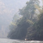 River Kwai view (Thai jungle)