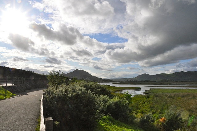 Take a break from city life in Snowdonia National Park