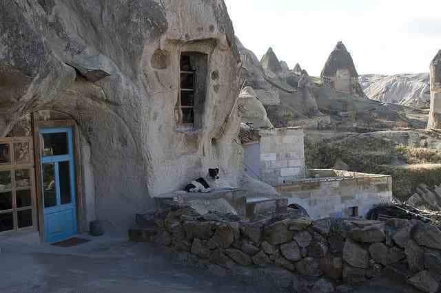 Fairy Chimney Inn, Goreme, Turkey