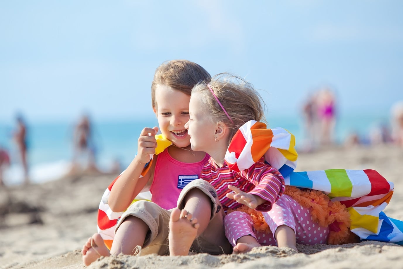 Organising a kids\' group holiday