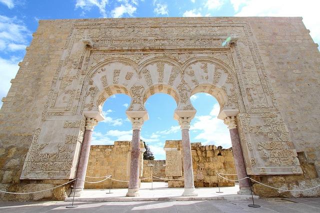 Medina Azahara - Кордова (Codoba) - Мадина аз-захра - главные достопримечательности Кордовы, путеводитель по Кордове, туристические маршруты и карты