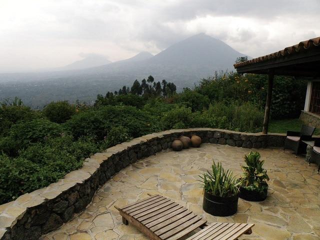 Virunga Safari Lodge, Rwanda