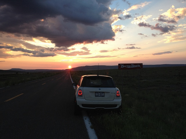 MINI road trip