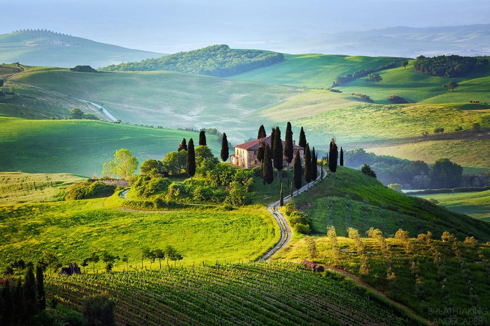 Breathtaking Italian Landscapes And How To See Them Trip And