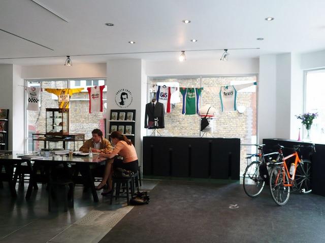 Rapha Cycle Club