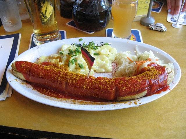 Currywurst, Berlin