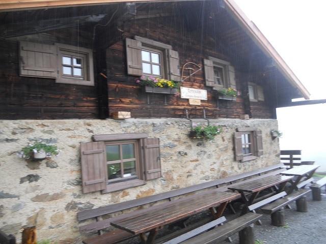 Holzknechthuette, Austria