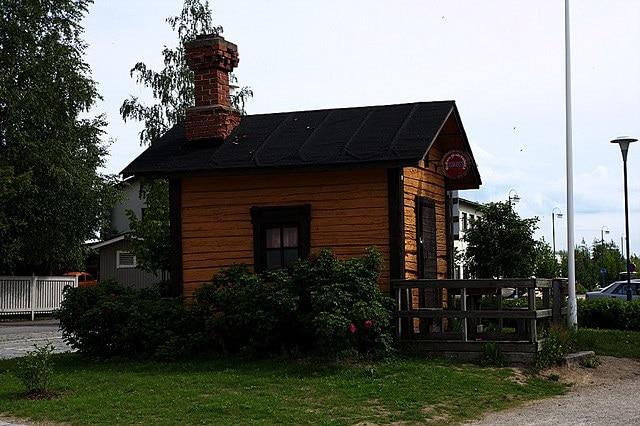 Kuappi, Finland