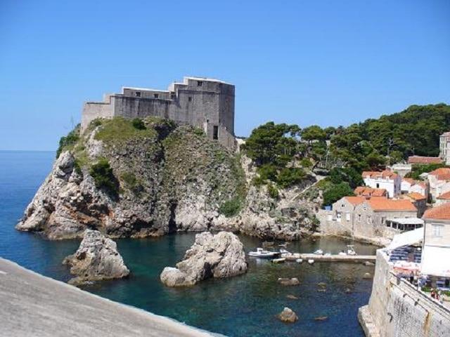 Lovrijenic fortress