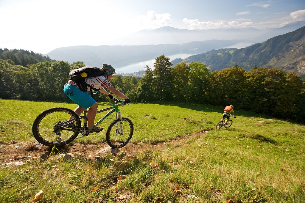 Mountain Biking in Austria