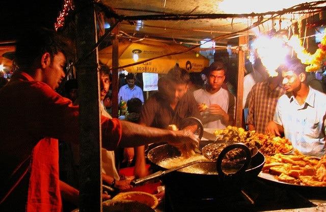 Mumbai fast food