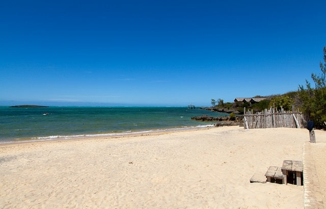 Dream beaches of Madagascar