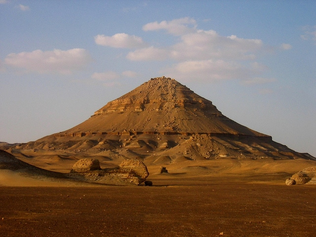 Egyptian Desert and Safari in Egypt