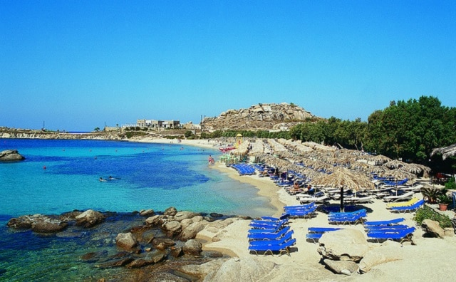 Best Things to do in Mykonos - Go to Paraga Beach
