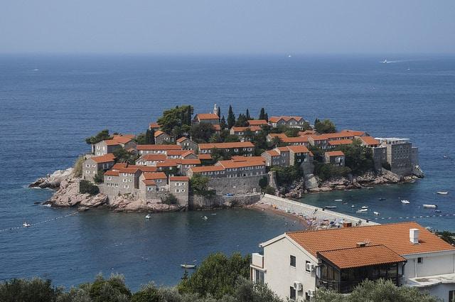 Adriatic Coast, Montenegro