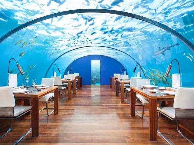 Conrad Rangali Island Maldives Resort