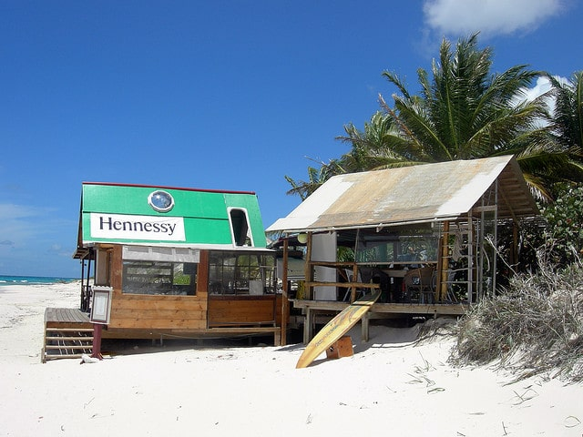Dune Preserve Beach Bar