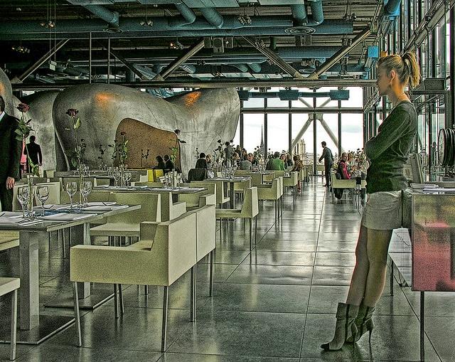 Georges, Centre Pompidou