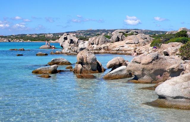 La Maddalena, Sardinia