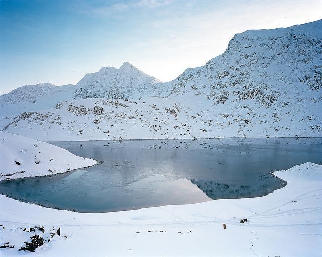 Glasyn lake