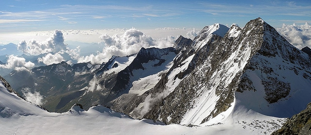 Switzerland and the proud Saas-Fee