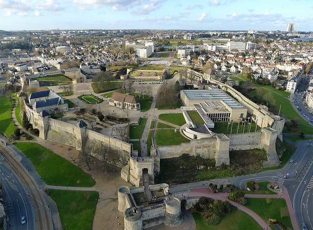 William the Conqueror's castle