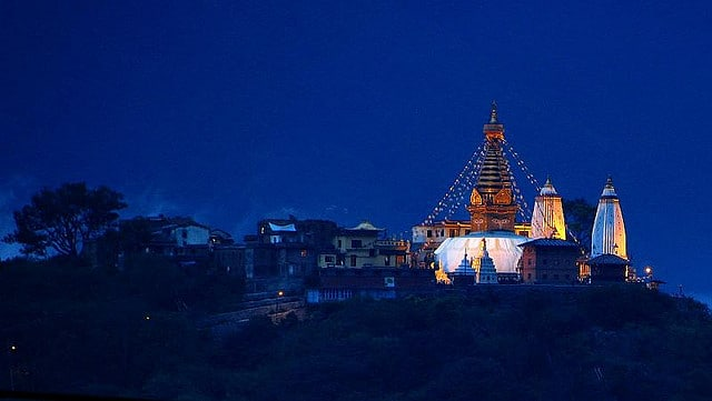 Swayambhu temple