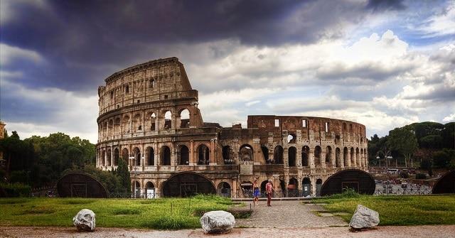 Rome's Coliseum