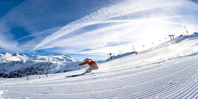 Become a pro in Vallnord