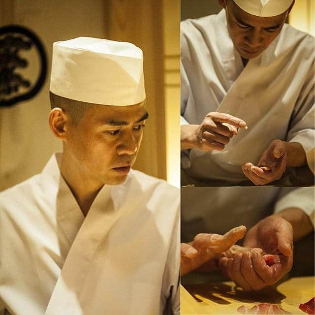 Takashi Saito san knows what he has to do and how