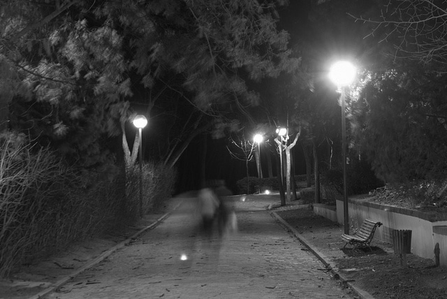 Ghosts in Madrid
