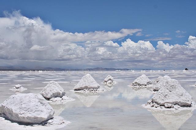 The incredible salt lake